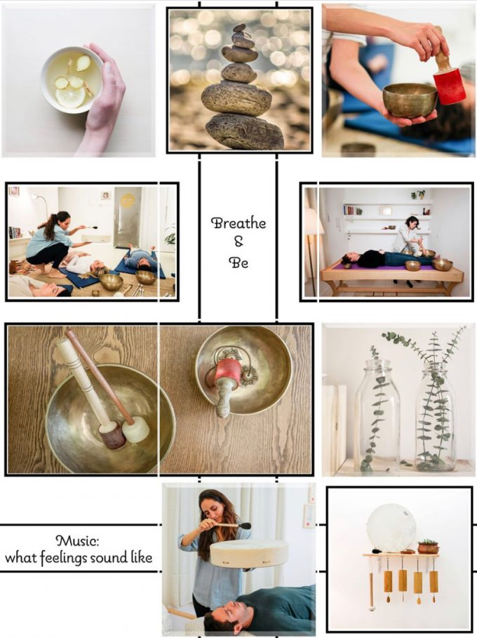 Alpha therapy Instagram grid